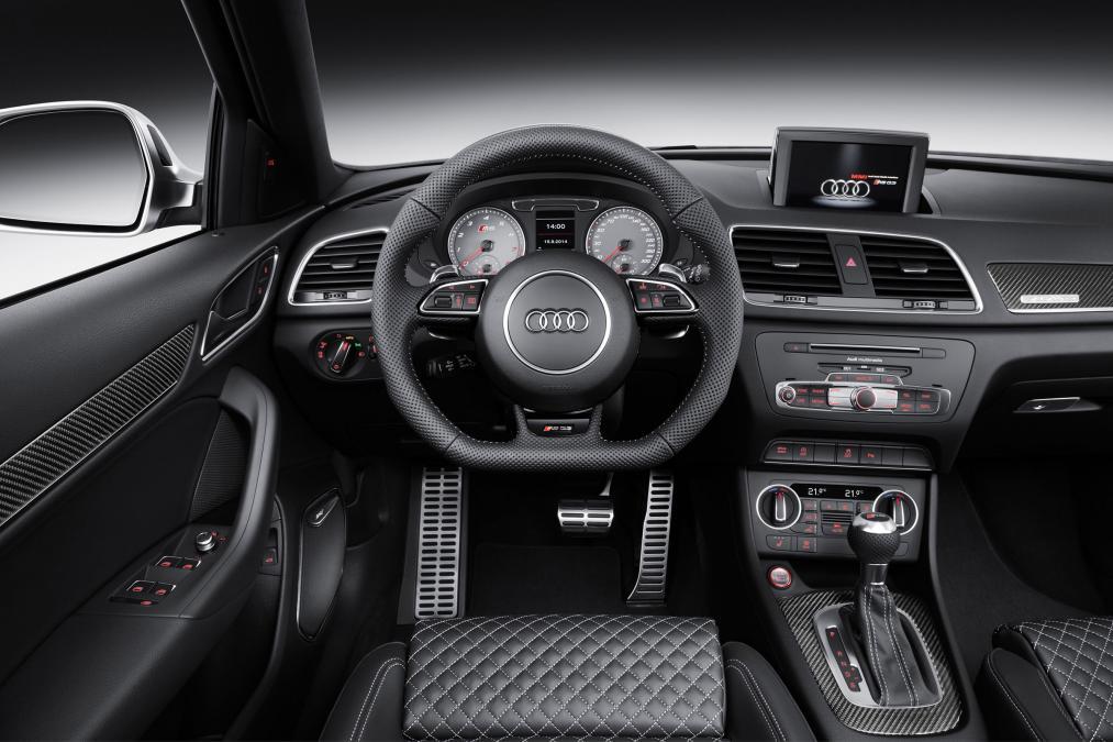 Rs q3 for Audi q3 photos interieur