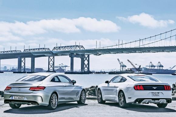Mercedes-C-Klasse-Coup-2016-vs-Ford-Mustang-1200x800-235d4ab82d8bfb01