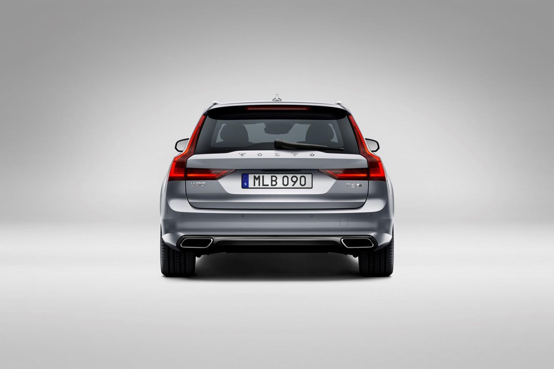 Volvo V90 Studio Rear