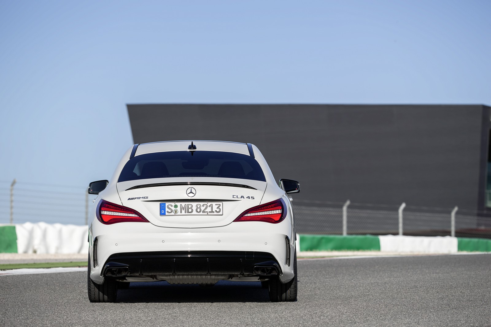 Mercedes-AMG CLA 45 (C/X117), 2016