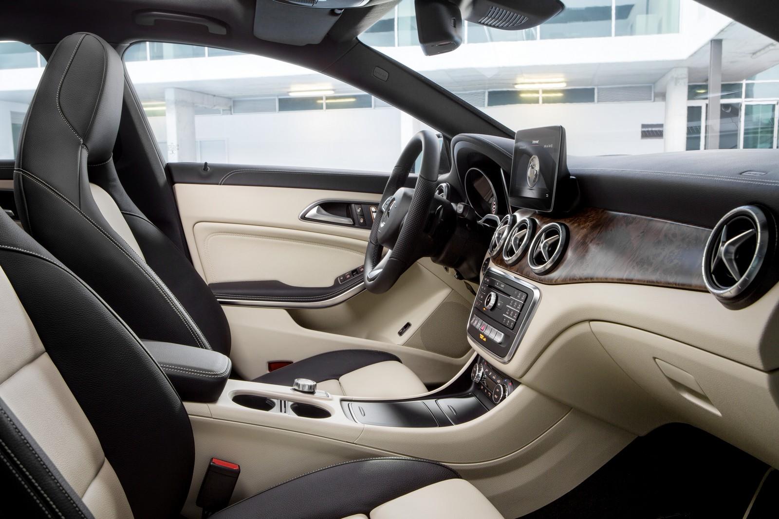 Mercedes-Benz CLA Shooting Brake (X117), 2016