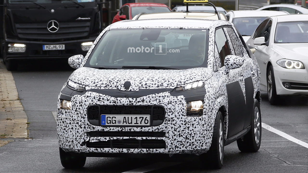 new-citroen-c3-picasso-spy-photo