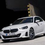 2021年7月8日発表 BMW 新型2シリーズ・クーペ フルモデルチェンジ 2022 写真・動画・スペック・情報